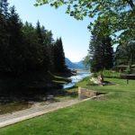Stehekin Cabin on the Lake