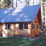 Stehekin Log Cabins