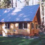 Stehekin Log Cabins