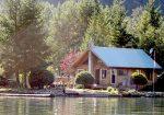 Stehekin Lake Cabin